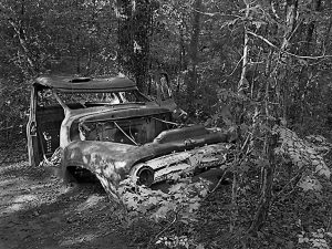 Providence Canyon, Car #2