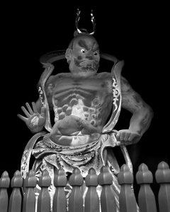Temple Guard, #1