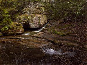Azelia Falls, Side