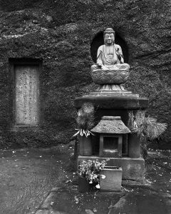 Burial Cave with Buddha