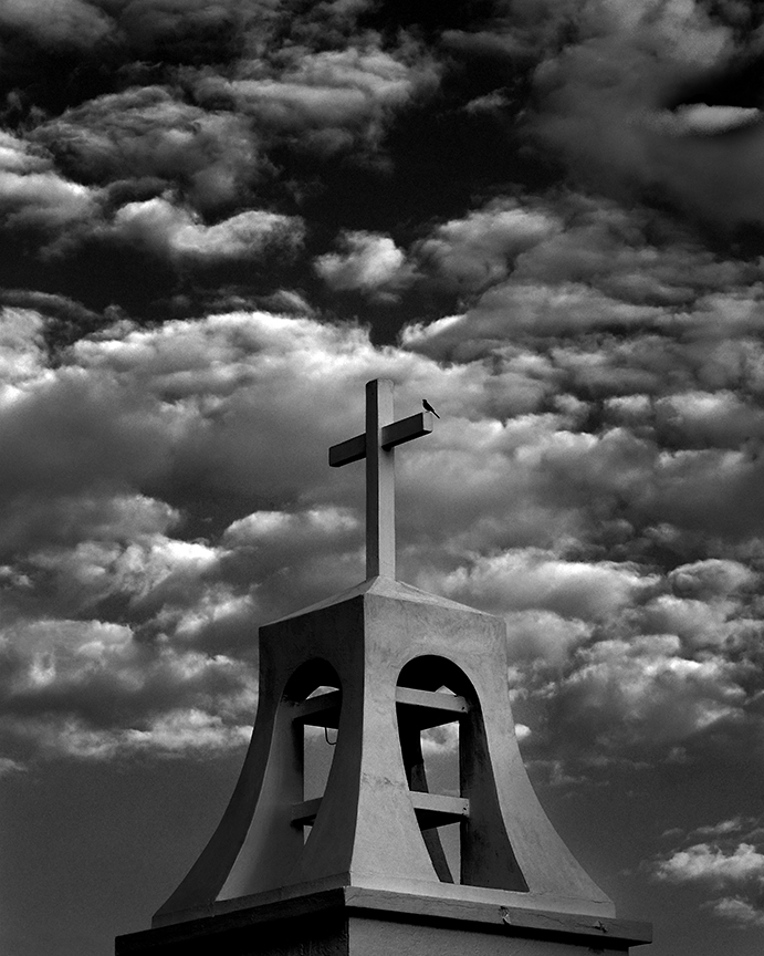Church Steeple and Guest, Naples, FL
