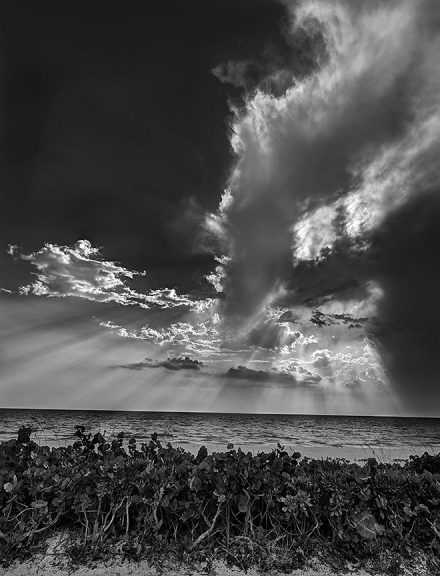 Clouds & Light Rays 1, Naples, FL