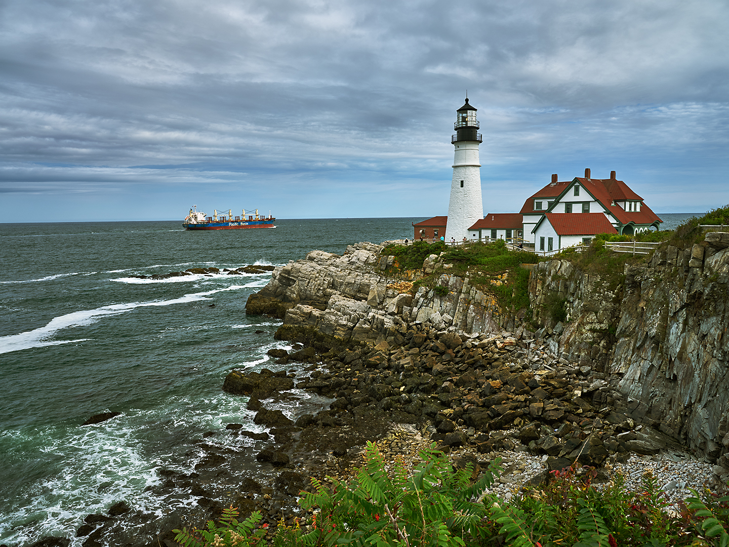 Portland Head, LIghthouse #2