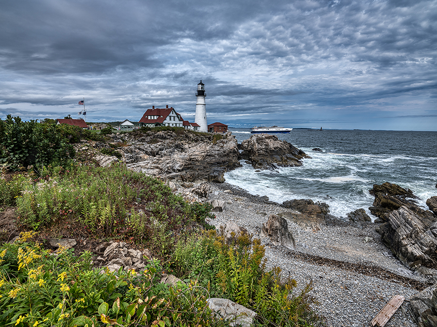 Portland Head Lighthouse, #1