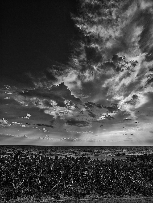 Clouds & Light Rays #6, Naples, FL