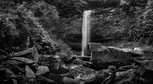 Cloudland Canyon, Lower Falls, #3