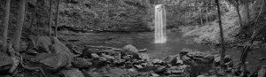 Cloudland Canyon, Upper Fall, #1
