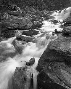 Fort Mountain Falls