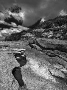 Foot Steps, Pedernalis Falls