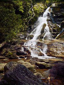 High Shoals Falls, right side