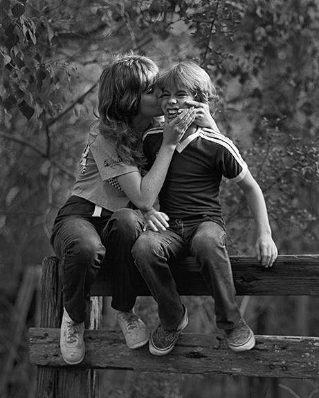 A Sisters Kiss, 1982