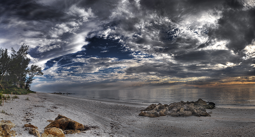 Vanderbilt Beach, Color, Naples, FL