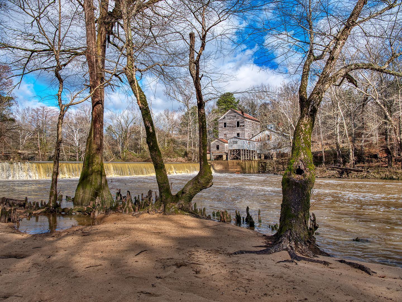 Webbs Mill, North Carolina near Spring Hope